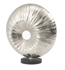 Abstract Shell Aluminium Sculpture