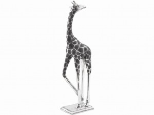 Rzeźba Giraffe Small  Back 40 cm